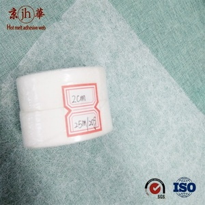 Jinghua manufacturer polyurethane fabric double sided adhesive