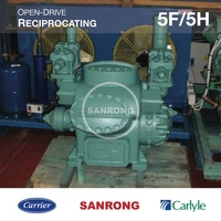 Best Carrier Carlyle 5H40 5H46 Marine Refrigeration Open-Drive Reciprocating Compressor
