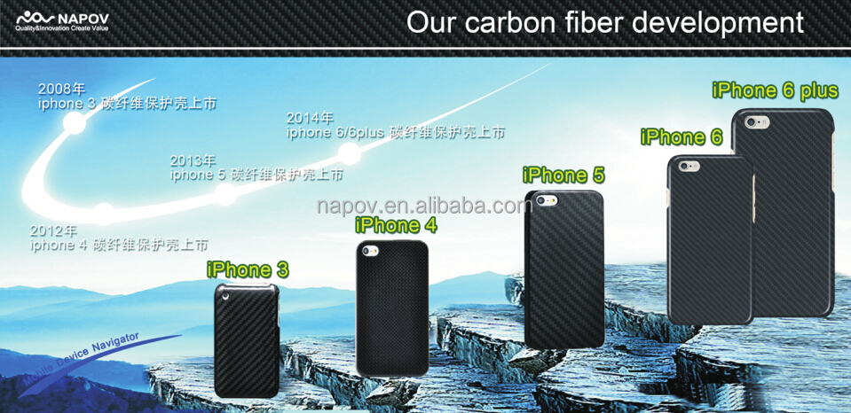 100% Real Carbon Fiber Material Custom Money Clip, Real Carbon Fiber Products