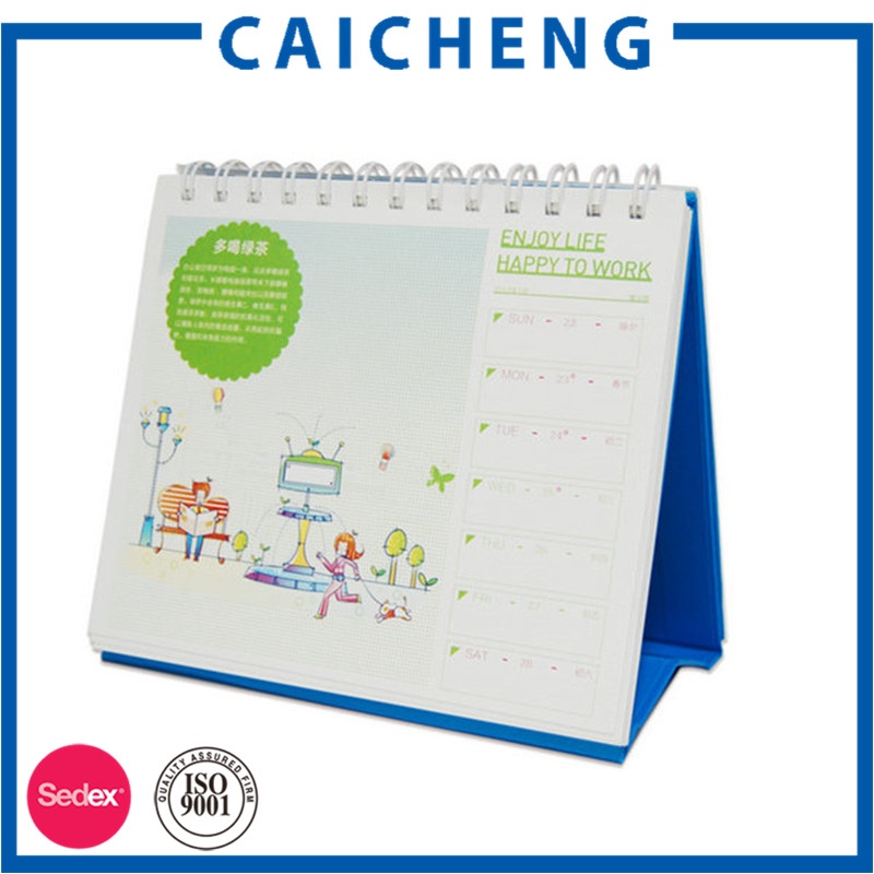 Wholesale Custom Desk Calendar Printing