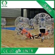 cheap!!pvc/tpu bubble football, cool bumper stickers