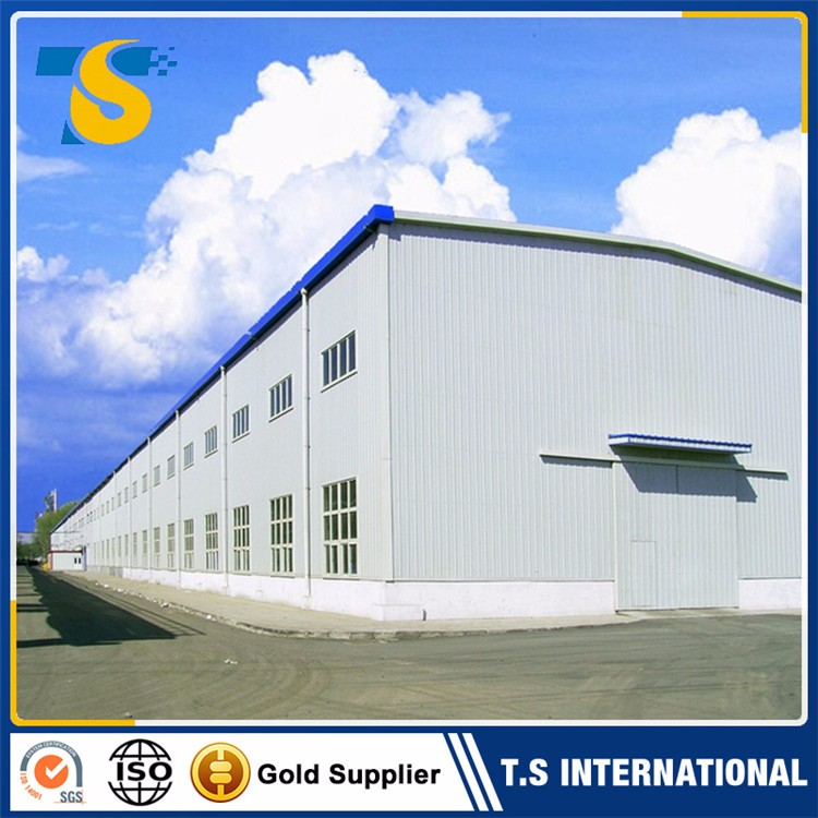 Factory Direct Low Price fast construction warehouses building design in bengal