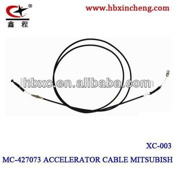 mc-427073 automobile cable,accelerator cable,throttle cable