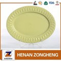 Wholesale restaurant dinner fish plates in stock
