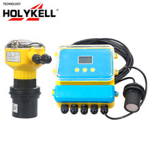 RS485 Ultrasonic Level Sensor, Open Flowing River Water flow sensor water