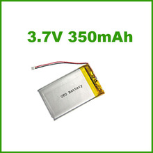 Lithim -Ion Battery 3.7V 330mAh 552035 for Video Camera