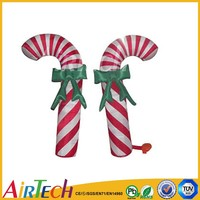 hot sale inflatable crutch for christmas