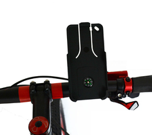 SCD-5-PH001 Bike Mount, Universal Cell Phone Bicycle Handlebar & Motorcycle Holder Cradle with 360 Rotate