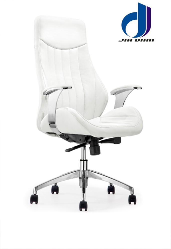 high class white leather executive office chair buy office chair