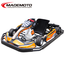 4 stroke 200cc 6.5 hp with optional safety bumper kids racing go kart with engine cover