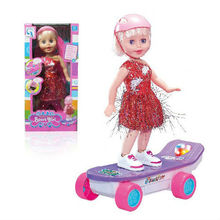 b/o dancing doll baby dolls for 3 year olds with music and light