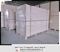 Perlite fireproof/fire insultion core door/wall board panel