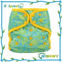 Usable and washable waterproof baby cloth diaper cover