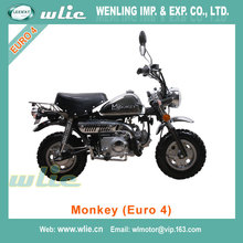 2018 New l3j.ece system motorcycle with accessories Monkey 50cc 125cc (Euro 4)