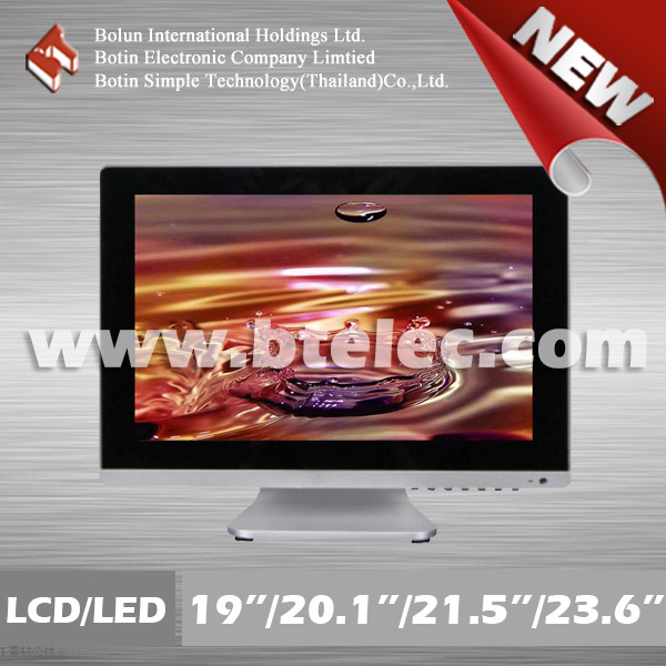 16:9 Recycle A grade panel wholesale LED TV price in BANGKOK