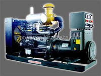 Various type electricity generator for factory/school/hospital use