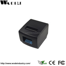 80MM Terminal POS Receipt Printer Machine/Retail shops bill printer/Thermal paper roll printer