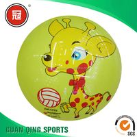 Children's beach ball toy sports fitness Inflatable football toy