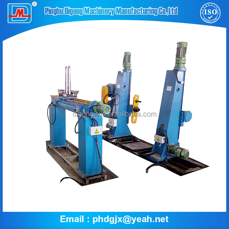 shaftless wire cable rewinding machine