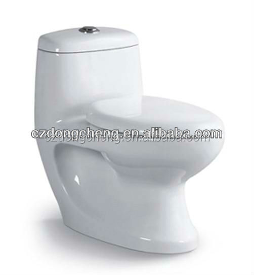 bathroom cheap ceramic washdown one piece toilet price
