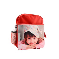 600D Oxford Custom Sublimation Blanks Kid's Backpack, School Bags