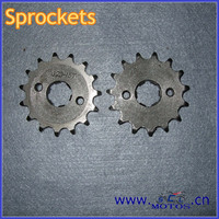 SCL-2012031071 For HONDA CG200 Motorcycle Sprocket And Chain Small