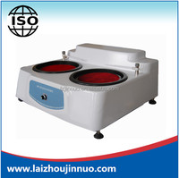 China supplier metallurgical grinding and polishing machine
