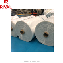 polyethylene greenhouse film manufacturer plastic poly films 200-micron economic tunnel film china agricultural package