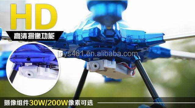 2015 New W609-8 6-Axis gyro alloy luxury quadcopter,5.8G FPV rc quad copter,4CH rc drone with camera