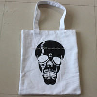 factory logo custom eco reusable promotional recycled canvas women shopping tote bag