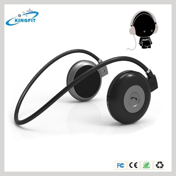 Wholesale High Quality Bluetooth 3.0 FM radio bluetooth headset