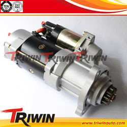 ISF2.8 Foton truck engine 12V 2.5KW starter 5295576 Dongfeng truck diesel engine parts motor starting price chinese manufacture