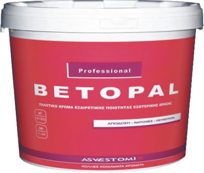 BETOPAL A - TOP QUALITY EMULSION PAINT