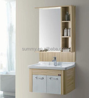 (SA-9614B) Aluminium alloy modern bamboo Bathroom Furniture