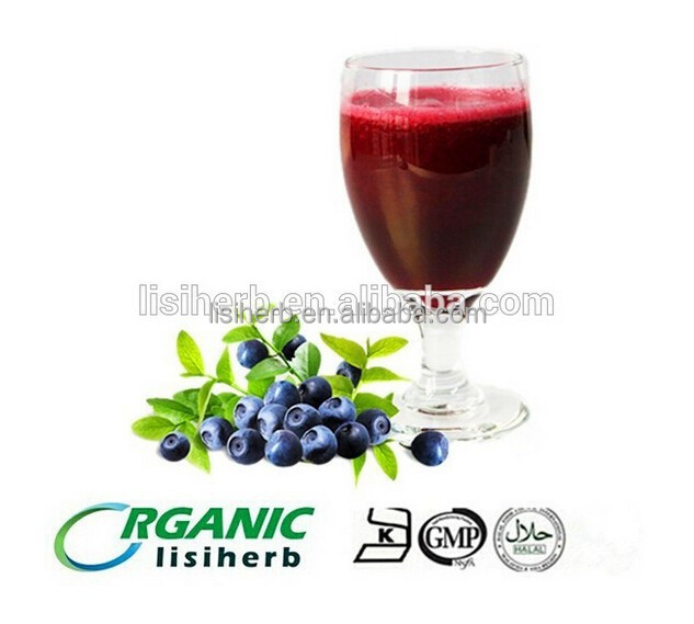 100% natrual Blueberry Juice Concentrate/Concentrated Blueberry Juice in bulk