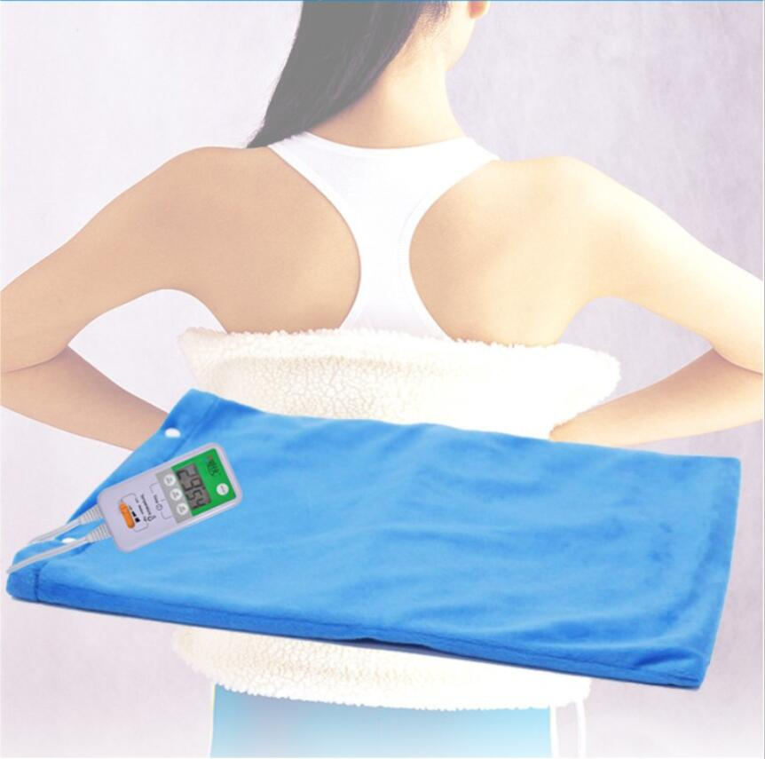 Heating Pad for Moist Heat Therapy for Natural Pain Relief and Arthritis, with Cover