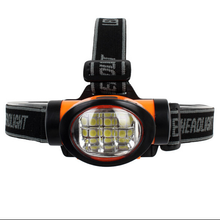 603-6 COB 3W LED headlamp Multifunction pocket carry LED headlamp 3*AAA battery led head lamp