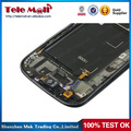 Popular mobile phone display for samsung s3 i9300 High quality for samsung s3