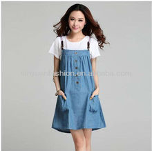 2014 Latest korea dress girl's dress summer dress
