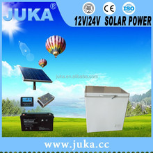 Juka 158L ice cream tricycle with 12v dc chest freezer