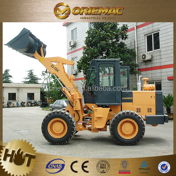 CHANGLIN LG918 1.8t wheeled front end loader