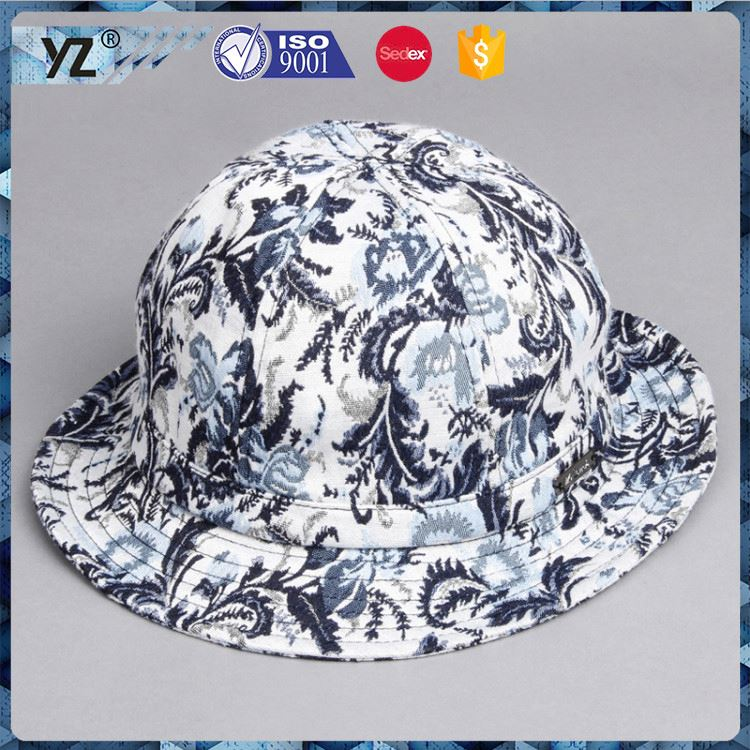 Main product different types plain foldable bucket hat with string from China