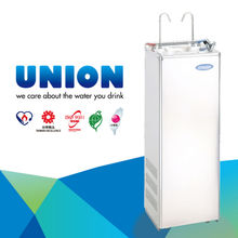 Union Drinking Hot and Normal Water Cooler Dispenser for Hospital