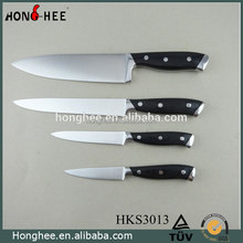 2017 New Design Low Price Kitchen Cooking Knife Set