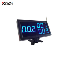 Ycall 1.8 inch 3 Digits 7 Segment Led Display for Number Calling