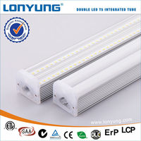 T5 fluorescent light fixture ceiling mounted double T5 tubes direct replace