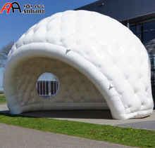 Outdoor Half-sphere Golf Inflatable Tent/ Golf Ball Dome Tent