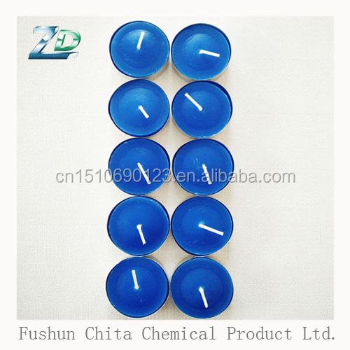 Alibaba top sale bulk home or religious used colorful 100pcs tealight candle