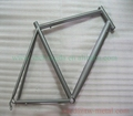 road bike xacd made titanium road bike frame factory direct supply titanium road bicycle frame 700C