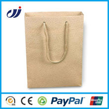 Promotional portable eco-friendly french fries paper bag